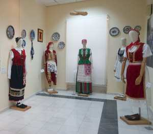 Exhibits of Folklore Festival