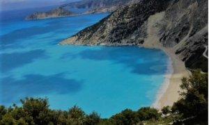 Myrthos Beach Kefalonia