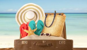 The best summer vacation packing list for a Greek summer vacation
