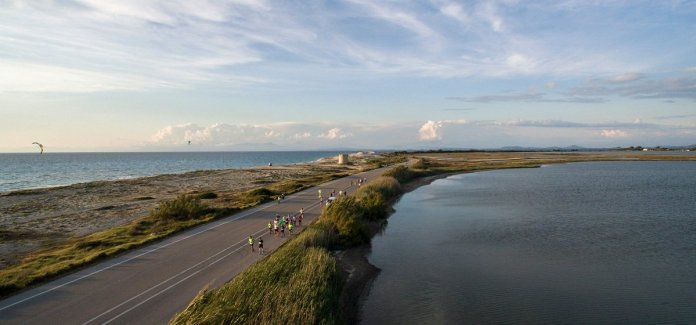 Half marathon Lefkada