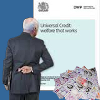 Universal Credit Row Rages On