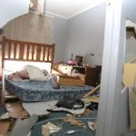 Landlord Night mare as tenant causes malicious damage to property