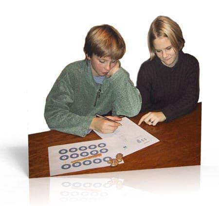 Kinder - Dyskalkulie nach der AFS-Methode