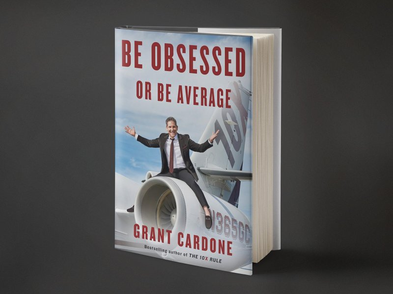 Be Obsessed Book Review