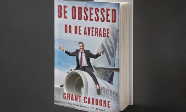 Be Obsessed or Be Average | Book Review