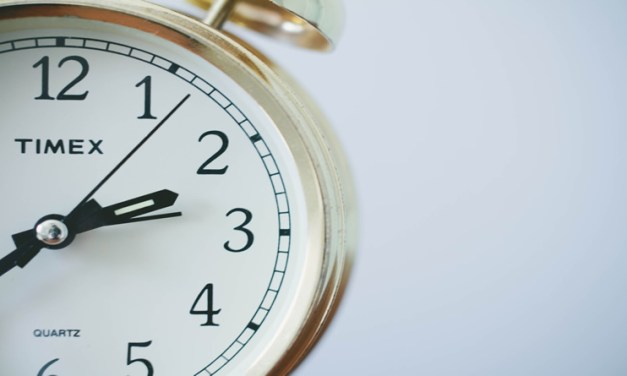 Finding Time for Personal Development