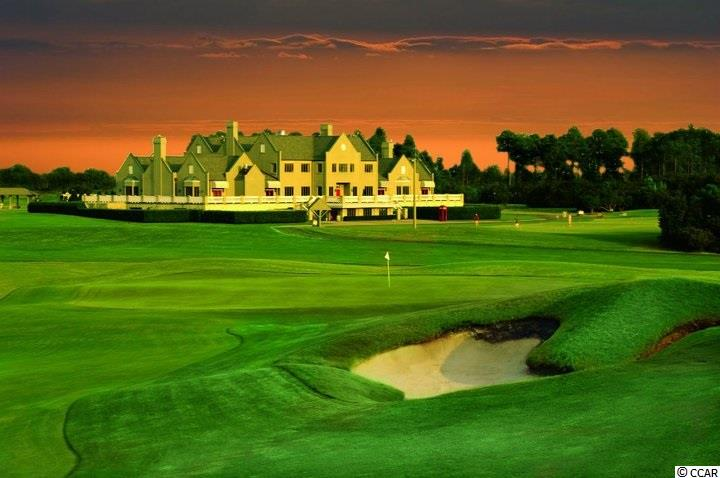 Stunning Turnberry Park golf villa located at the Legends Resort In Myrtle Beach