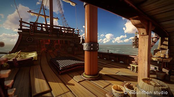 3d-cubierta-barco-sigloXVI