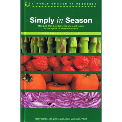Simply in Season Cookbook