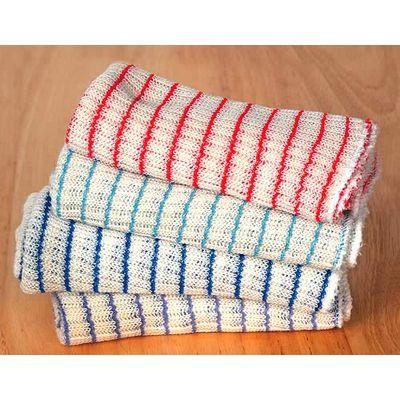 Lehman's Double Layer Striped Dishcloths