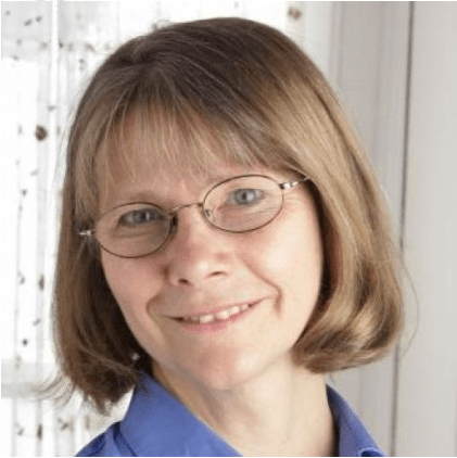 Kathy Harrison, author; Lehman's guest blogger; and human being, just like the rest of us!