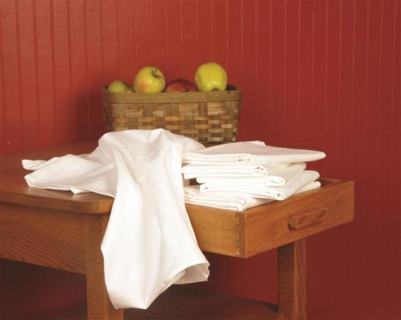 10 to a pack! Flour Sack Towels are available at Lehman's in Kidron or Lehmans.com.