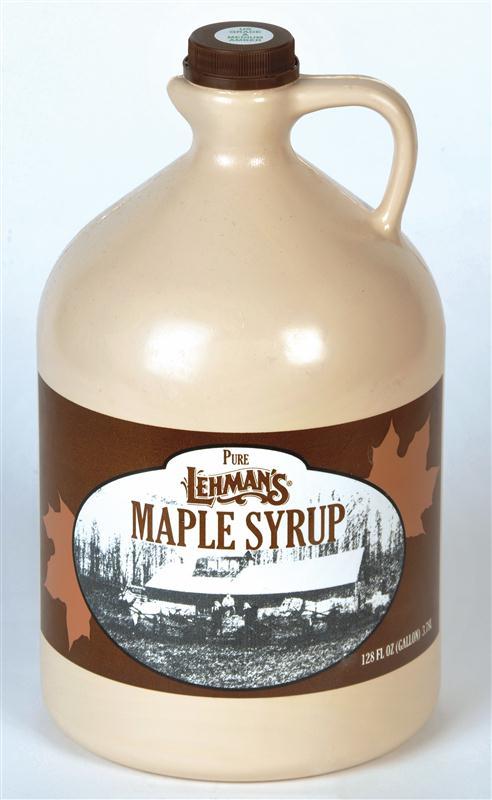 Lehman's Maple Syrup at Lehmans.com