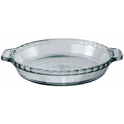 Essential Glass Pie Plate