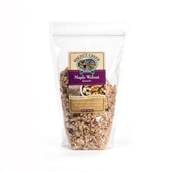 Amiah-Made Wholesome Granola