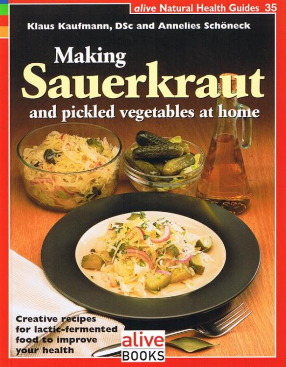 A handy, essential reference for novices and seasoned sauerkraut-makers alike! Available at Lehmans.com or Lehman's in Kidron, Ohio.
