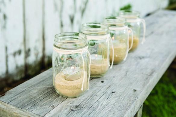 Candle Jar Holders