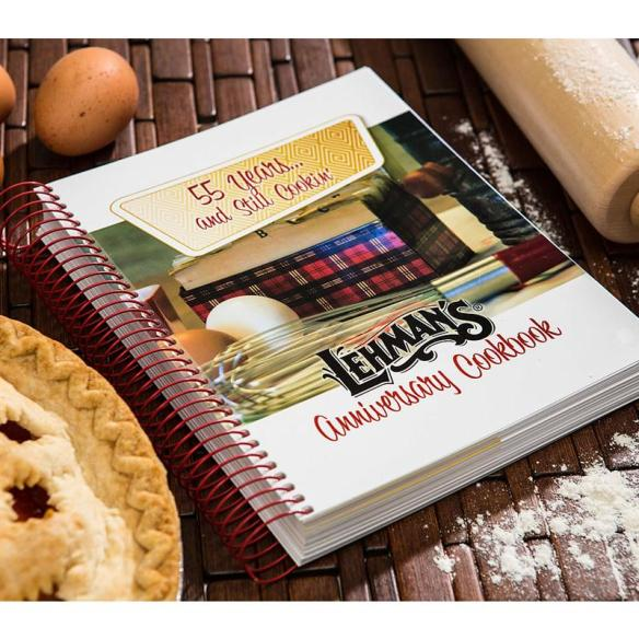Lehman's 55th Anniversary Cookbook