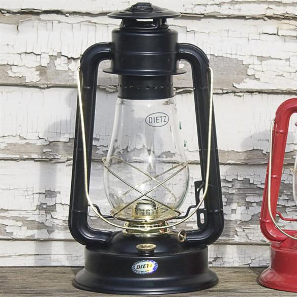 "The Dietz ""Blizzard"" lantern was designed in 1898 and earned its name by standing up to high winds. At Lehmans.com and our store in Kidron, Ohio."
