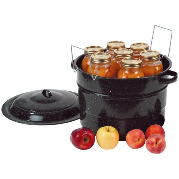 water bath canner