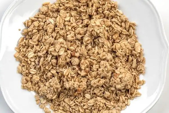 amish made wholesome granola