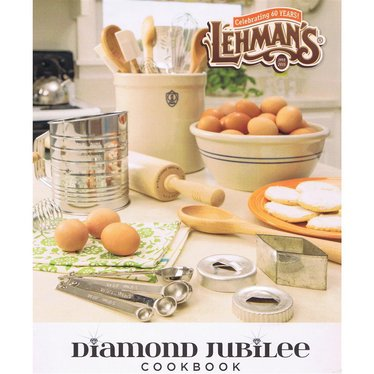 lehman's diamond jubilee cookbook