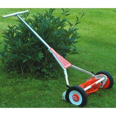 USA reel mower