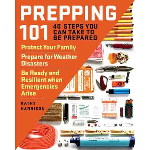 Prepping 101 Book