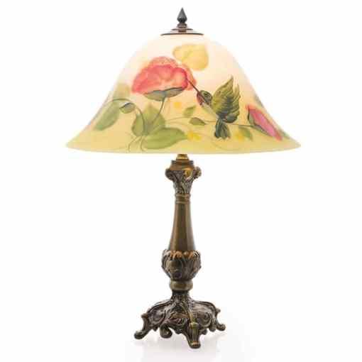 Electric Hummingbird Lamp