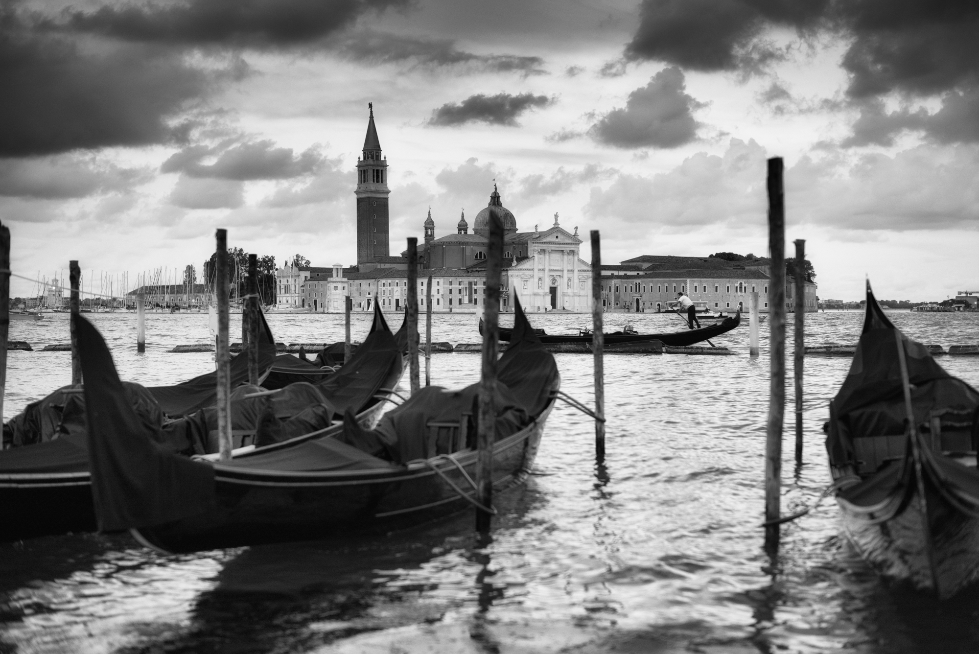 Image result for black and white photo of venice