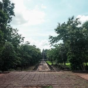 entrée Prasat Phanom Rung