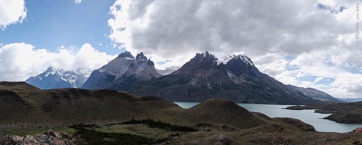 Trek W à Torres del Paine