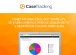 Inicia sesión en CaseTracking con un segundo factor de autenticación