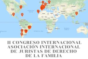 II Congreso Internacional Asociación Internacional de Juristas de Derecho de Familia