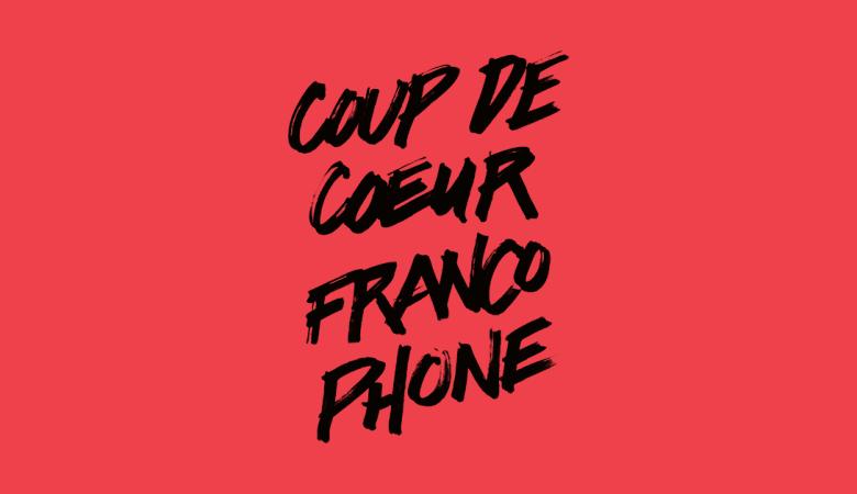 Coup de cœur francophone