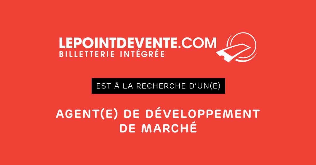 Lepointdevente.com - Agent de développement de marché