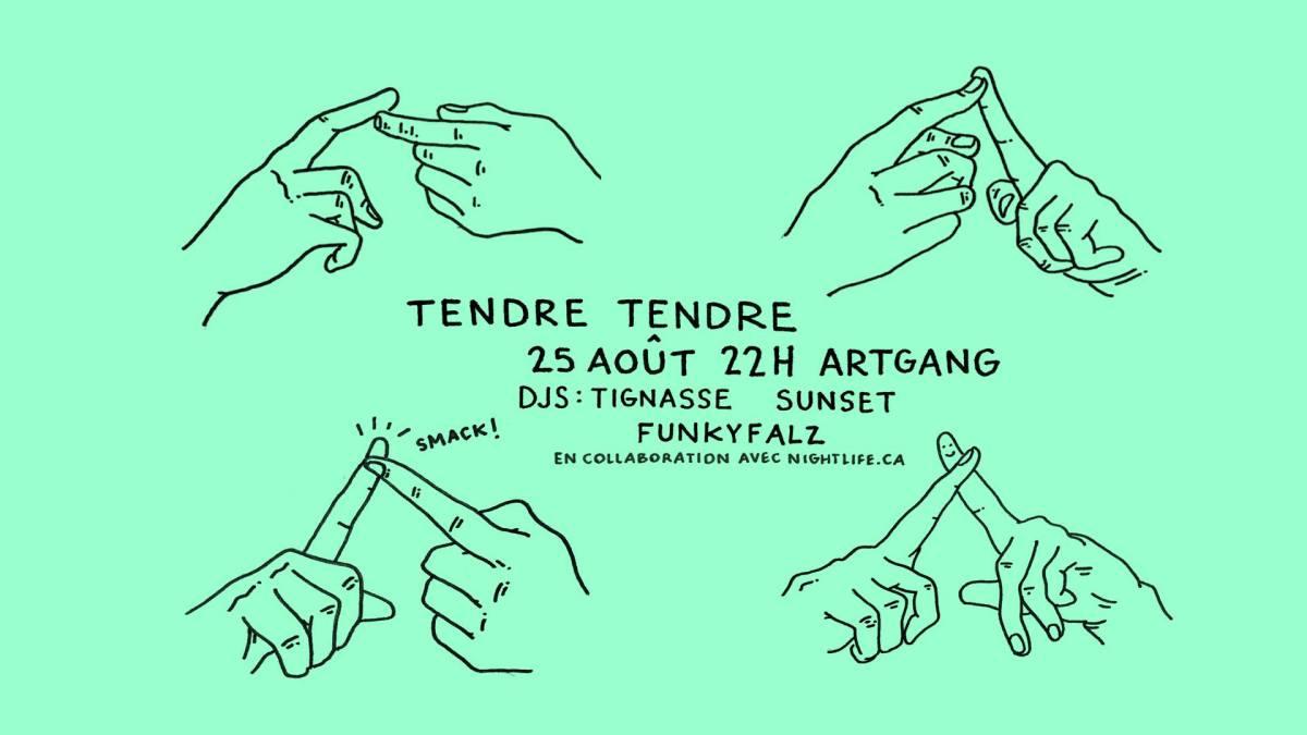 Tendre Tendre 2