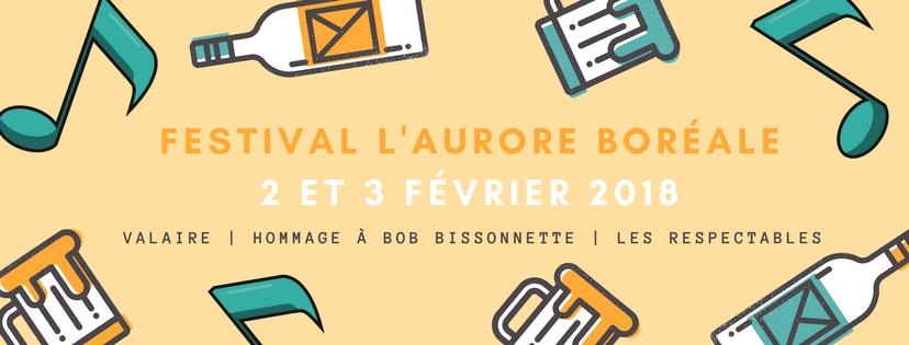 Festival L'Aurore Boréale