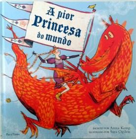 Resultado de imagem para a pior princesa do mundo