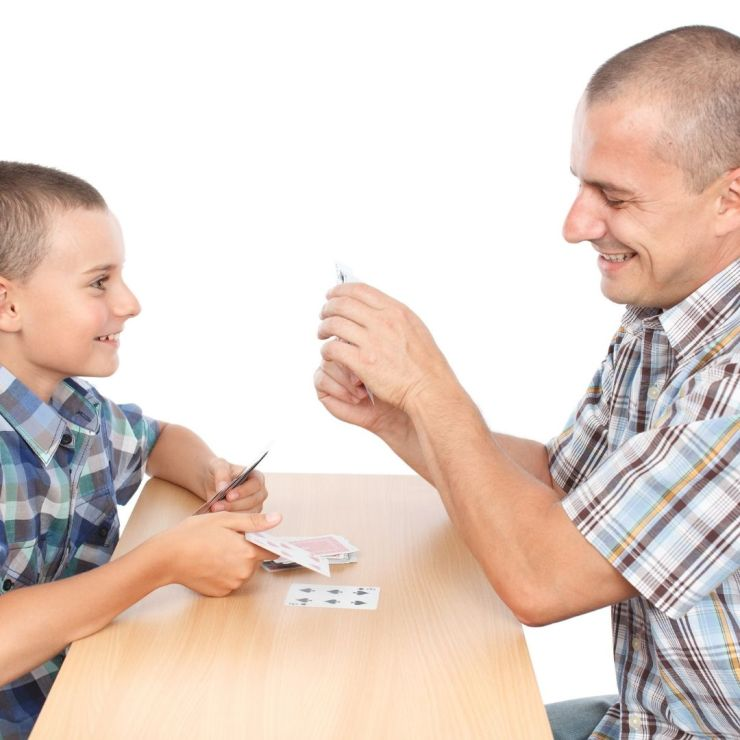 jogo de baralho