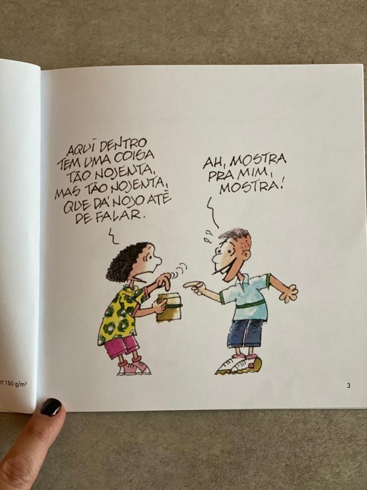 livro Nojo