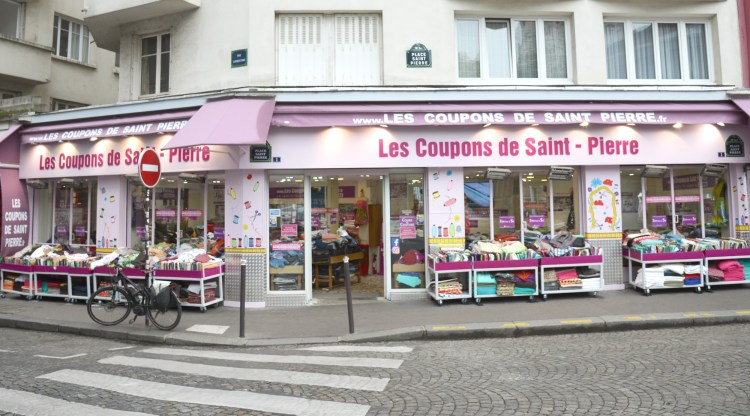 boutique les coupons de saint pierre