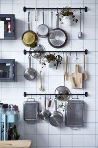 Barres de crédence dans sa cuisine