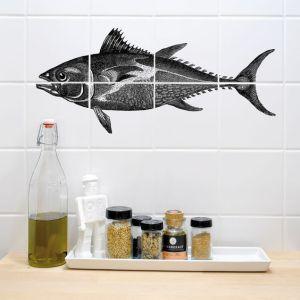 Animer la décoration de sa cuisine avec des stickers