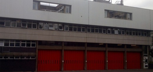 London Fire Brigade (A21) Paddington Fire Station