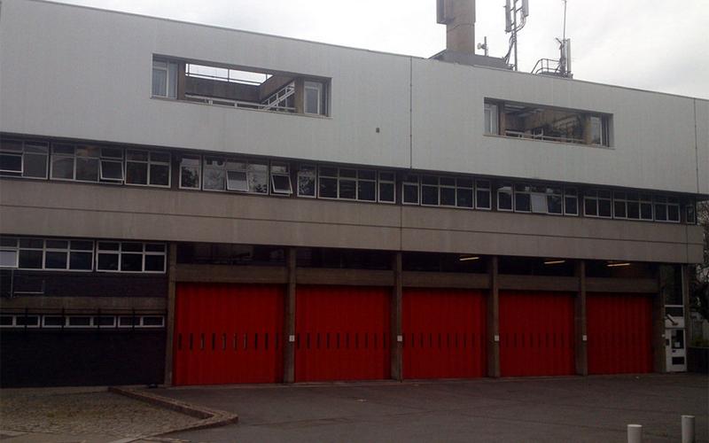 London Fire Brigade (A21) Paddington Fire Station