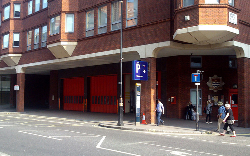 London Fire Brigade (A24) Soho Fire Station