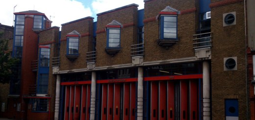 London Fire Brigade (A30) Islington Fire Station
