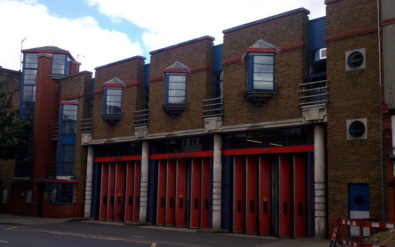 London Fire Brigade (A30) Islington Fire Station
