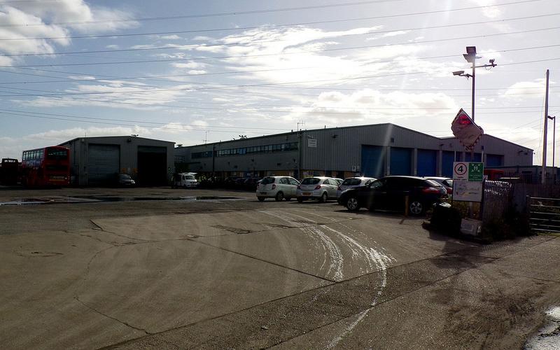 Arriva London Edmonton (EC) Bus Garage